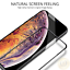 For-iPhone-11-Pro-X-XS-Max-XR-FULL-COVER-21D-Tempered-Glass-Screen-Protector thumbnail 4