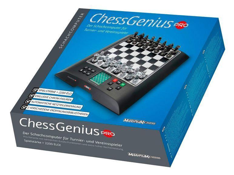 De nouveaux échecs ordinateur Chess Genius Pro avec 3 ans ans ans de garantie f28916