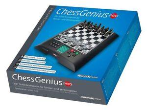 Stable Ordinateur D'échecs De Millennium Chess Genius Pro-afficher Le Titre D'origine
