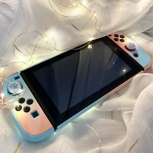Nintendo-Switch-Protective-Cover-Case-Cat-Paw-Grip-Caps-Screen-Protector