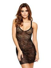 Ann Summers Womens Ladies Leticia Chemise Lace Nightwear Lingerie Underwear