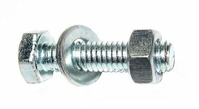A2 STAINLESS STEEL SOCKET BUTTON DOME HEAD ALLEN SCREW BOLTS M6 x 10MM 1.0P x 50
