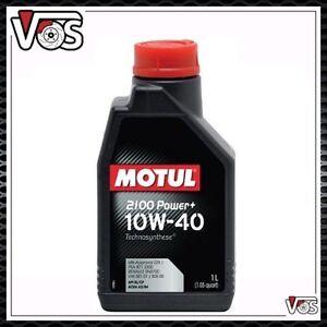 5-LT-Olio-Motore-Auto-Sintetico-Motul-2100-Power-10W40-ACEA-A3-B4-5-LITRI