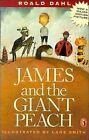 James and the Giant Peach by Roald Dahl (Hardback, 1996)