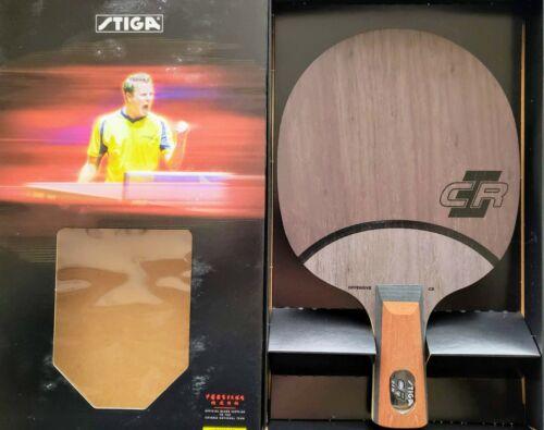 STIGA offensive Classic CR WRB 87 G RARE CH Stylo table tennis Blade Off