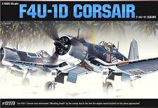 Academy 1/48 Plastic Model Kit F4U-1D Corsair #12273