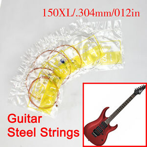 Set-of-6-PCS-150XL-Metal-Steel-Strings-for-Acoustic-Guitar-Parts-Replacement-New