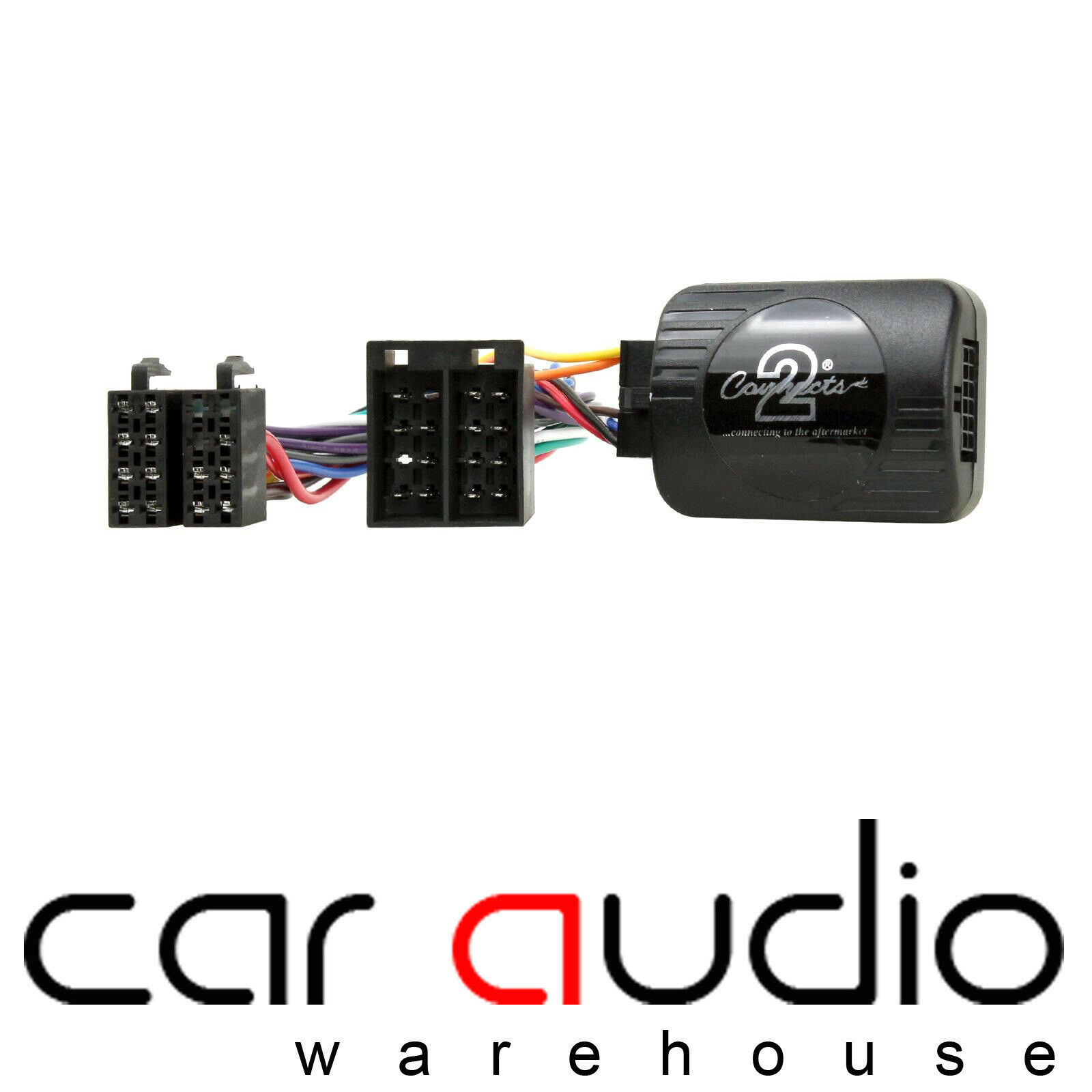 Connects2 CT24CT05 Citroen C5 2001 On Car Stereo Single Din Fascia Panel Plate