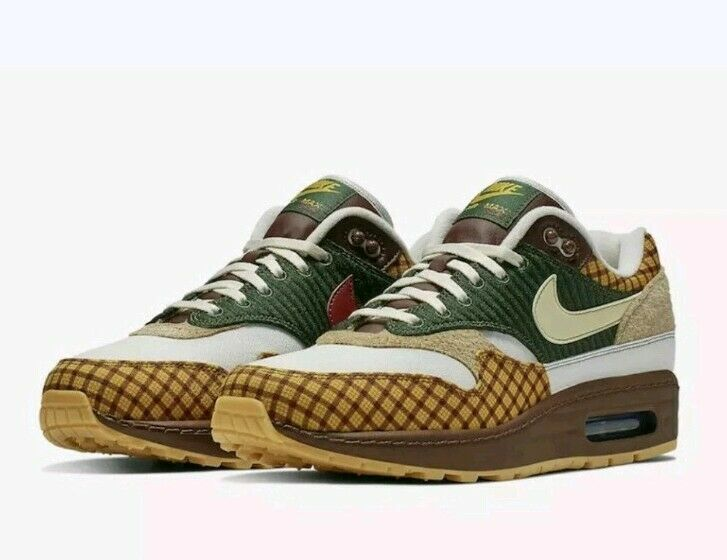 Nike Air Max 1 Susan Missing Link - Laika Limited Authentic - US Mens Size 11
