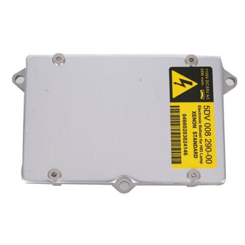 Ballast Phares Xenon HID Control Unit D2S//R 12V 35W Replacement 5DV 008 290-00