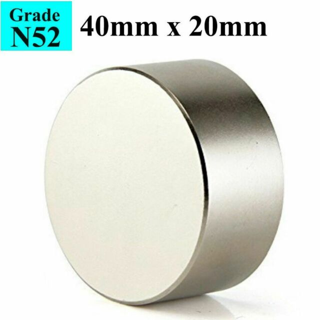 4pcs N52 20*5mm Counterbore Hole 5mm Neodymium Super Strong Magnets