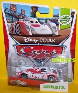 SHU-TODOROKI-Giocattolo-Mattel-Cars-1-55-Disney-Pixar-Modellini-Metallo-Die-cast