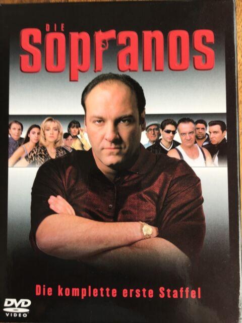 Sopranos - Staffel 1 [6 DVD] Digipack in Box, Kult TV-Serie