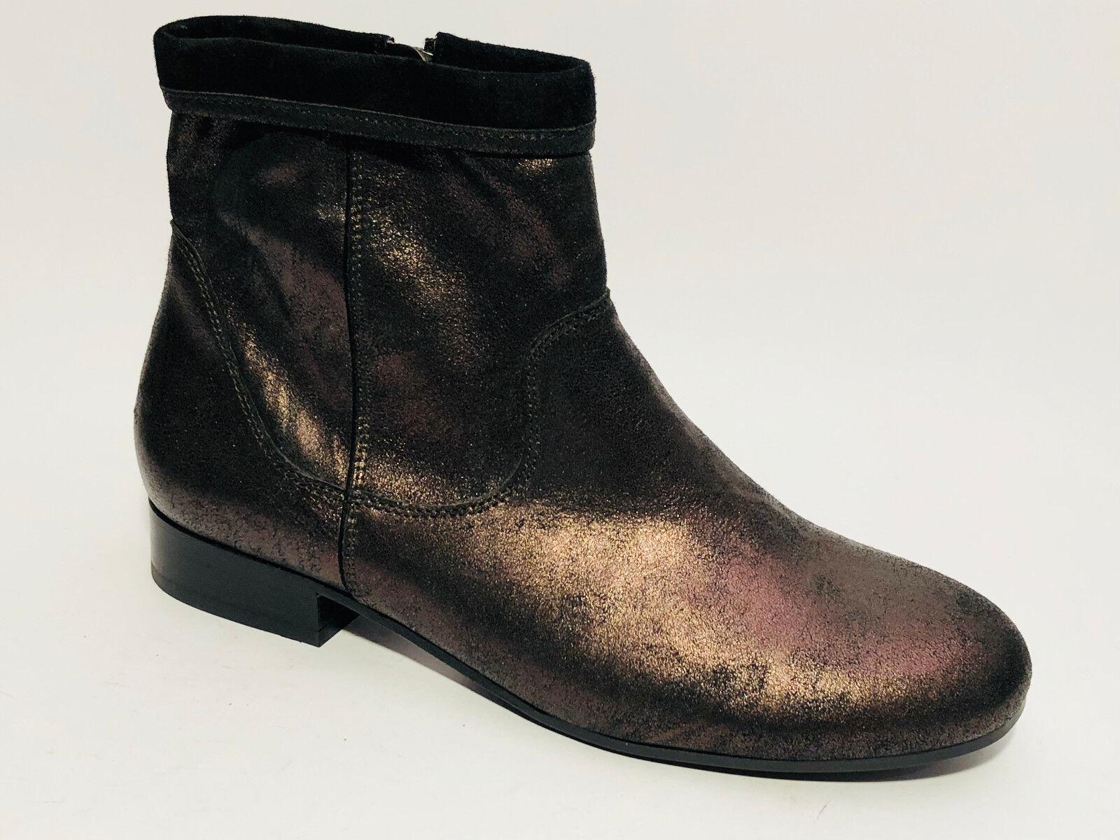 Schuhe Grün Metallic Paul Schwarz Bronze ) 5 (UK 38 Größe