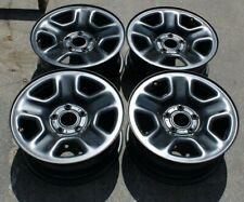 Set Of Four 4 18 19 20 Jeep Wrangler Oem Wheel Rim 17x75 Wd2 9220 5vh22trmab