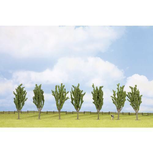 Kit alberi pioppo 120 fino a mm noch 25098 verde 7 pz