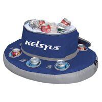 Kelsyus Floating Drinks Cooler Floating Cool Bag Beer Carrier Pool Drinks Cooler