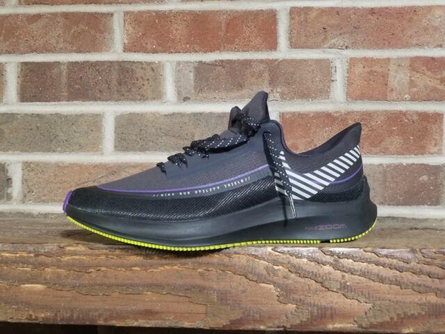 Size 12 - Nike Zoom Winflo 6 Shield Oil Gray for sale online | eBay