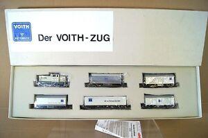 Marklin-Marklin-33688-Scholz-Modelleisenbahnen-Db-Voith-Br-Dhg-500-700C-Ensemble