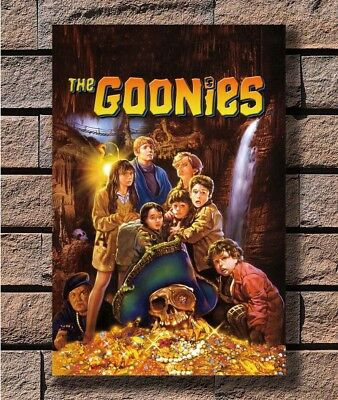 The Goonies Treasure Classic T-1161 Art Poster 24x36 27x40