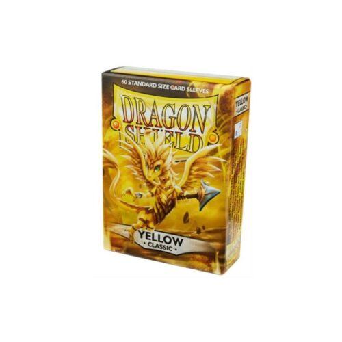 Dragon Shield Bustine Protettive Classic Yellow