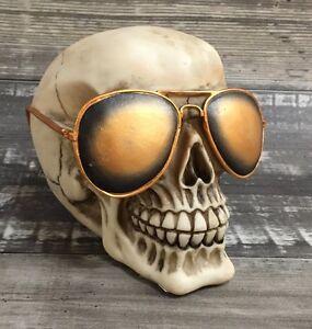Sparschwein Schädel mit Sonnenbrille XHrCkQ6I