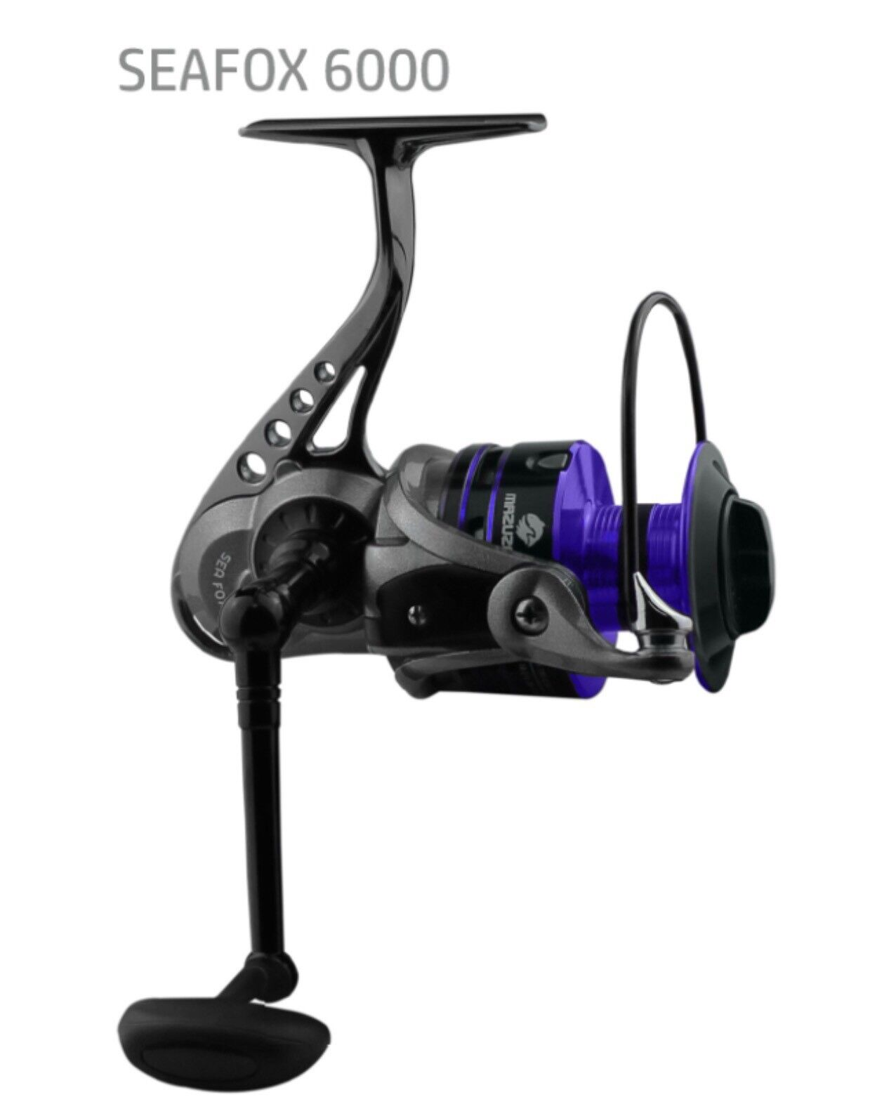 SEA FOX 6000 Fishing Reel Bait Spining Fishing  Reel BR Bite N Run Freespool  fair prices