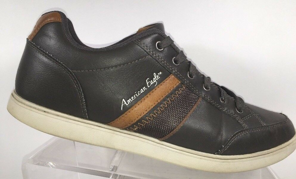 American Eagle Men's Sneakers Size 12 M Brown casual comfort shoes