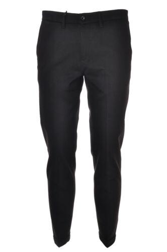Italiani Laboratori Uomo Pantaloni 5856305a194758 pantaloni Nero UqHdAnqg
