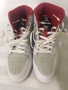 1d522d3d87f 2015 Nike Air Jordan 1 Retro Mid Hare Size 9.5 719551-123 2 3 4 5 6 ...