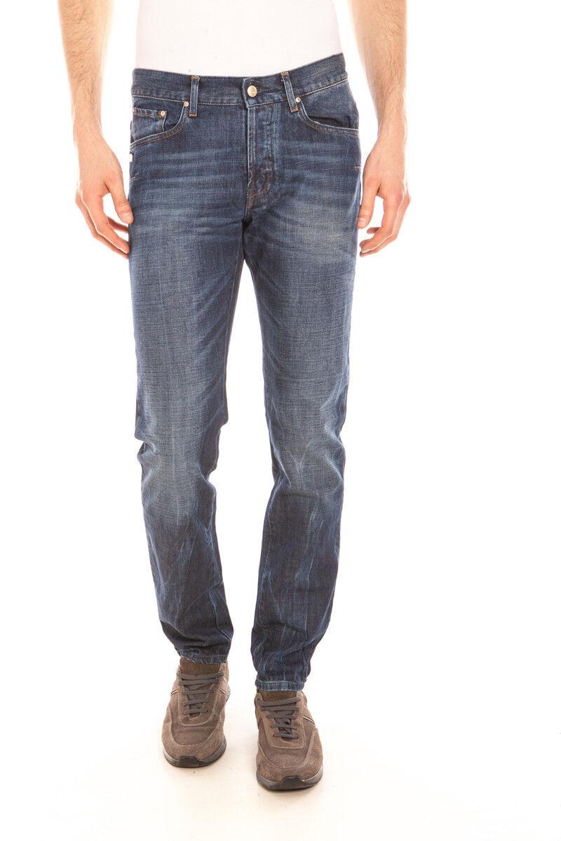 Jeans Daniele Alessandrini Jeans Cotone men Denim PJ5155L9413531 1111