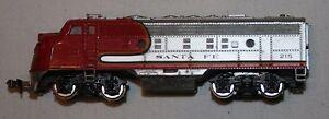 Sante-fe-215-Modelo-Tren-Motor-10-2cm-Locomotora