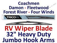Wiper Blade Coachmen, Damon, Fleetwood, Forest River, Four Winds Rv 32 67324