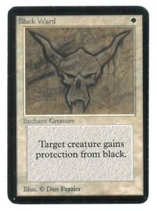 Black-Ward-ALPHA-Edition-Old-School-MTG-Magic-The-Gathering