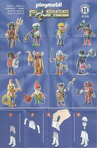 Playmobil-9146-Figuren-Figures-Serie-11-Boys-neuwertig