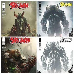 Spawn #317 Cover A B C Set 1:5 Variant Options Mattina Omega