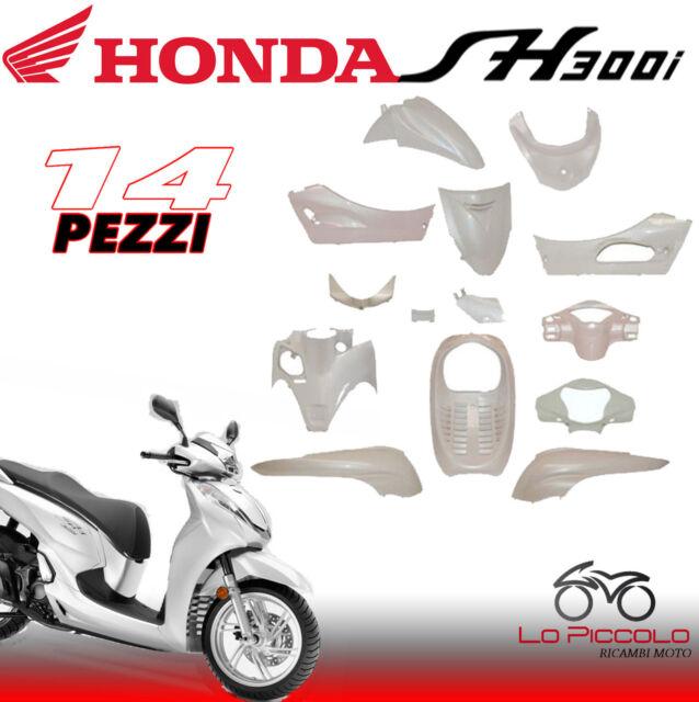 KIT CARENE COMPLETO 14 PEZZI BIANCO PERLA HONDA SH 300 i 2011