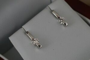Diamond-Channel-Design-Earrings-1-4ct-total-weight-White-Gold