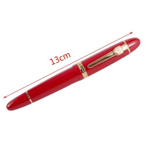 JINHAO 159 18KGP 0.7mm MITTLERE BREITE NIB BRUNNEN STIFT frei Buero Fuellfede 1F