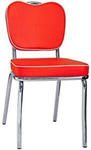 Silla-en-acero-e-imitacion-de-cuero-rojo-con-RS8715