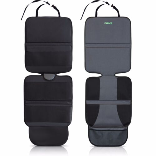 Car Seat Protector NEW Universal Cover Pad Gray 2-Pack Drive Auto Products™
