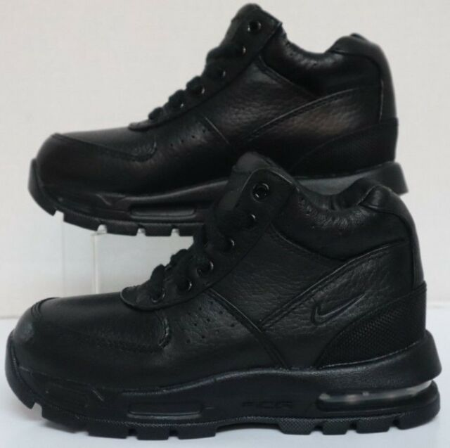 info for 9ee72 52f5f Air Max Goadome (PS) Black Black-Metallic Silver 311568-001 Toddler