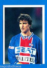 EUROCUPS 94-95 - SL 1994 - Figurina Sticker n. 68 - GINOLA - PSG 1/2 -New