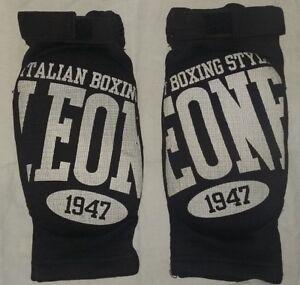 PARAGOMITI LEONE 1947 NERO TAGLIA L BOXE MUAY THAY MMA ARTI MARZIALI KICKBOXING - Italia - PARAGOMITI LEONE 1947 NERO TAGLIA L BOXE MUAY THAY MMA ARTI MARZIALI KICKBOXING - Italia