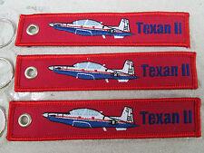 Beechcraft T-6 Texan 3er Set REMOVE BEFORE FLIGHT USA Swiss / Aircraft / YakAir