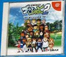 Golf Shiyouyo 2 New Challenger - Sega Dreamcast DC - JAP JP