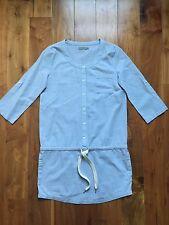 COS Shirt Smock Stripe Dress 3/4 SleeveUK 10 EUR 36