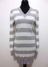 LIU JO Maglione Maxi Maglia Donna Viscosa Woman Rayon Maxi Sweater Sz.S -  40