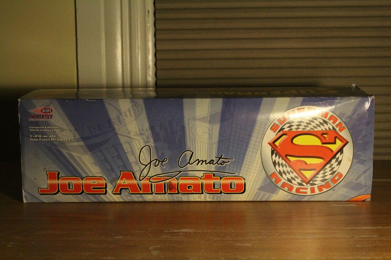 Joe Amato Superman Racing 1 24 Top Fuel Dragster