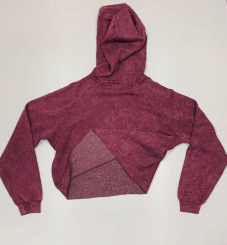 Victoria's Secret Pink Cropped Pullover Hoodie                    RRP £56
